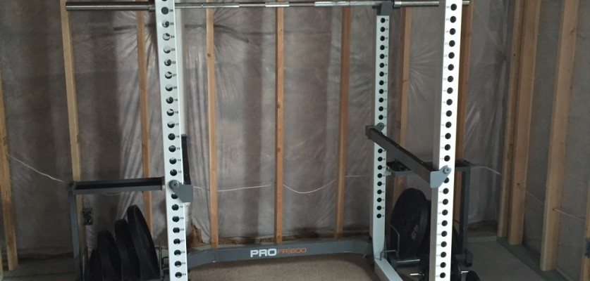 My new power rack!
